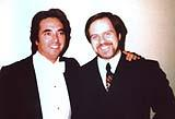 With Maestro Piero Gamba