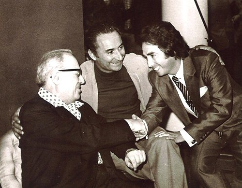With Alonso and Messiaen