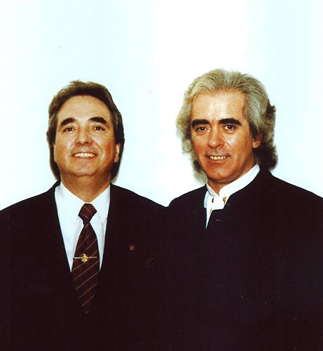 With Manolo Sanlucar
