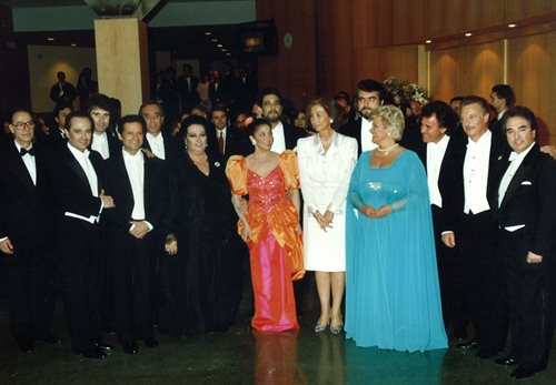 Inauguration of the Maestranza Theatre
